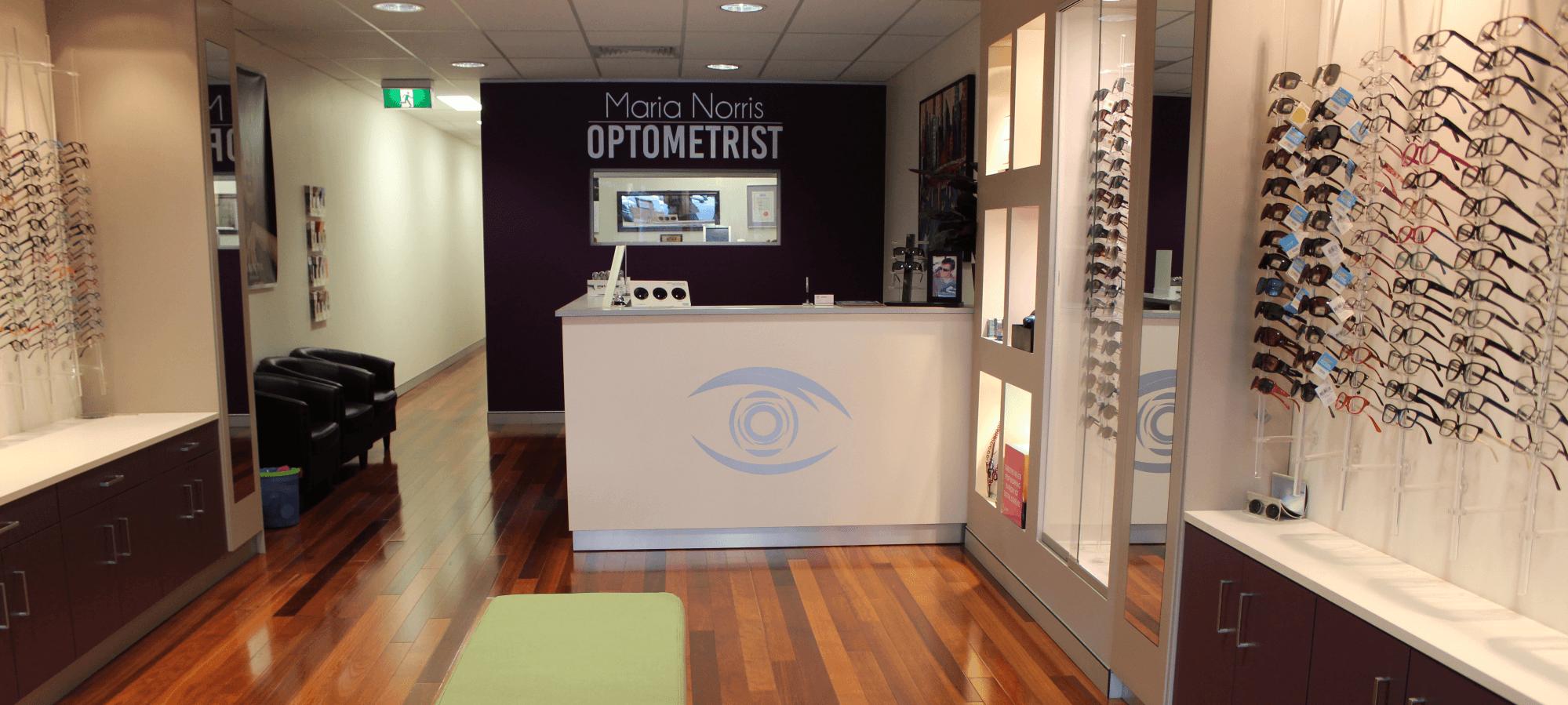 Contact Maria Norris Optometrist