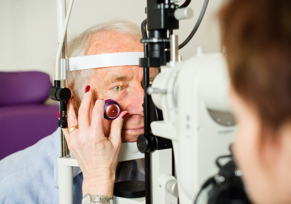 comprehensive eye Consultation - diabetic eyes