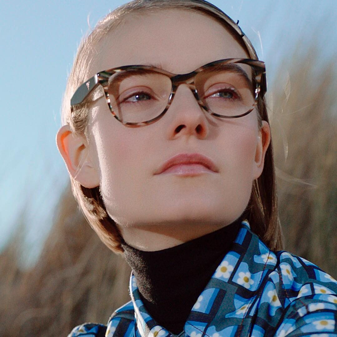 Eyewear at Maria Norris Optometrist - Prada