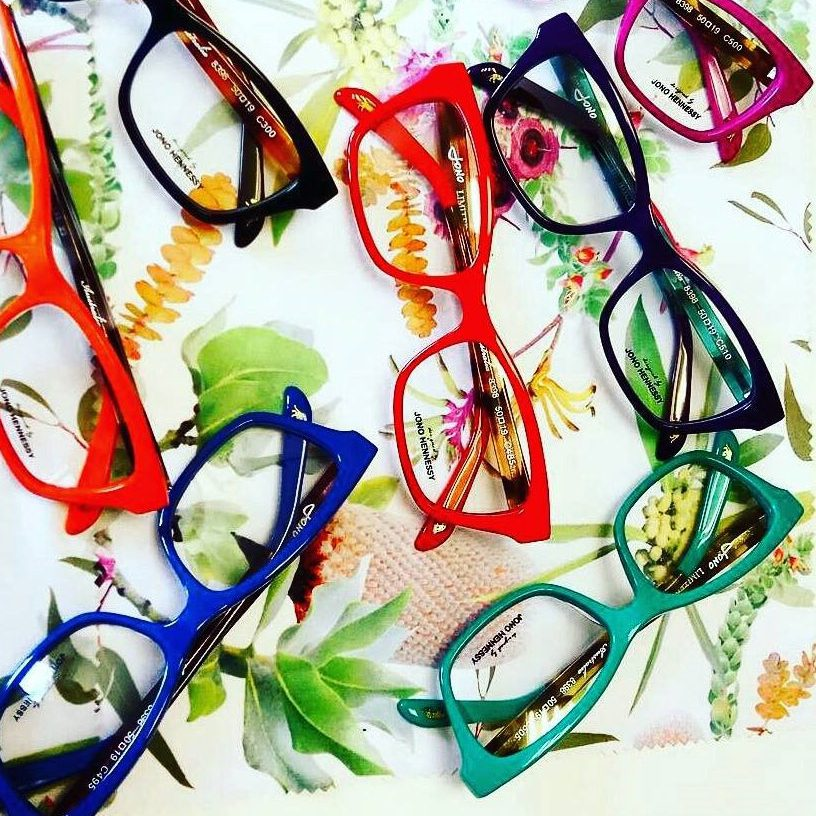Eyewear at Maria Norris Optometrist - Frames